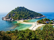 koh tao island thailand snorkeling trip