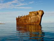 Lanai Shipwreck