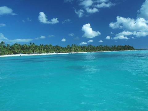 サオナ島ツアー
