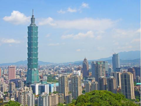 台北市内観光