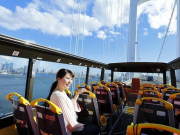 オープンバス'O Sola mio(レインボーブリッジ)