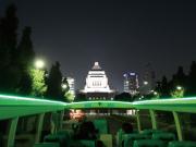 オープンバス'O Sola mio(国会議事堂)2