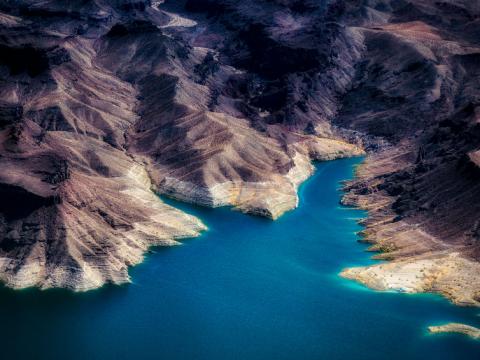 自然风光・拉斯维加斯大峡谷