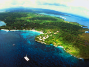 Air view Lembongan