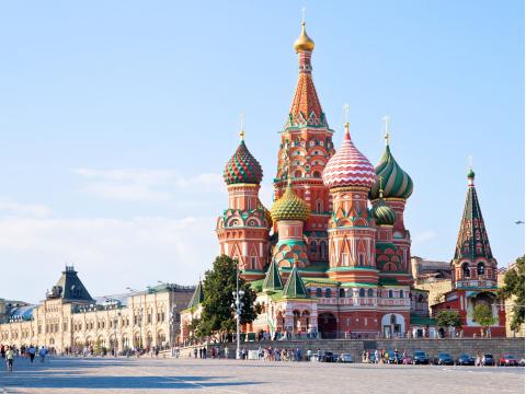 モスクワ発ツアー