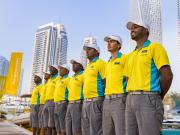 Dubai sightseeing tour, Marina