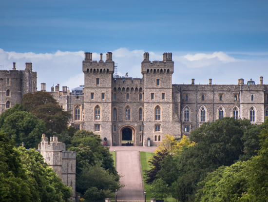 how to go to windsor castle from london