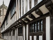 Shakespeare's Schoolroom & Guildhall_external_portrait_Sara Beaumont Photography