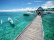 セブ_海と桟橋