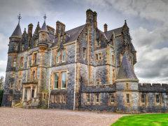 Cork and Blarney Tour - Blarney Castle - Scottish Baronial Style Residence of the Colhurst Family