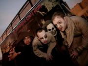 Gravedigger Bus Actors