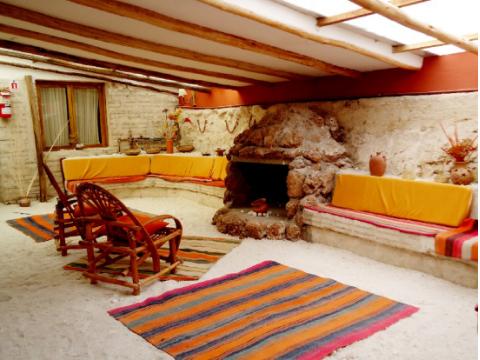ウユニ塩湖 塩のホテル宿泊ツアー