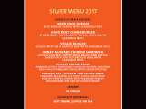 Hard Rock Cafe Barcelona Silver Menu VT