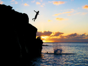 Cliff Dive into Waimea Bay 1557253_M (Edited)