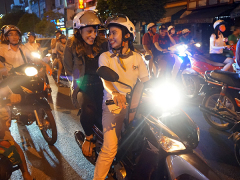 Ho Chi Minh City Night Time Private Motorbike Tour with Local Meals, Ho Chi Minh tours & activities, fun things to do in Ho Chi Minh | VELTRA