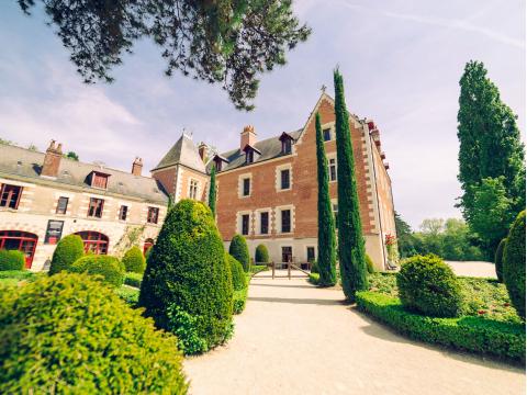 France_Loire_Valley_Amboise_Clos_Luce_shutterstock_245412025