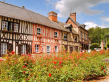 France_Normandy_Colorful_Timber_Framed_Village_Houses_shutterstock_45615913