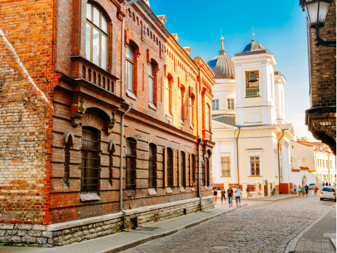 Estonia_Tallinn_Old_Town_Street_shutterstock_240420163