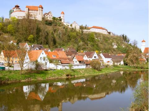 Germany_Harburg_Castle_shutterstock_76975834