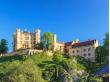 Germany_Bavaria_Hohenschwangau_Castle_shutterstock_597390500