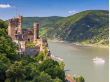 Germany_Rudesheim_Rhine_River_and_Katz_Castle_shutterstock_413562127