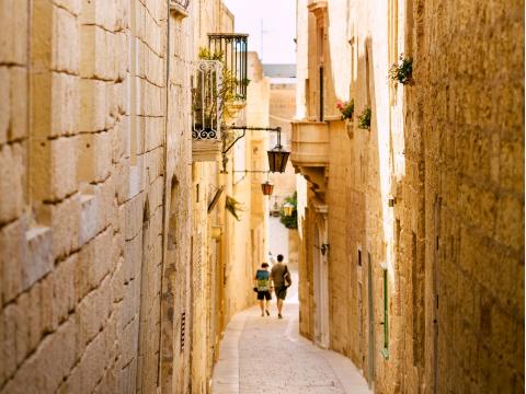 Malta_Mdina_Island_Street_shutterstock_560887309