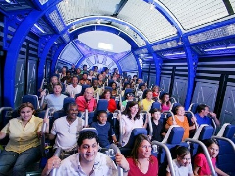 Shuttle Launch Experience