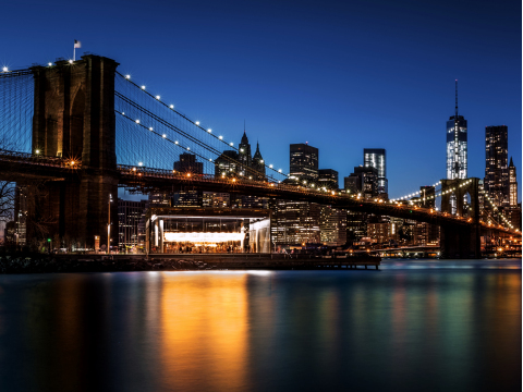 USA_New_York_Brooklyn_Bridge_Park_Night_shutterstock_169544852