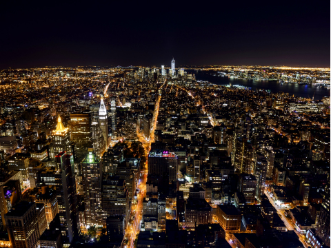 USA_New_York_Night_View_from_Empire _State_Building_shutterstock_125968520