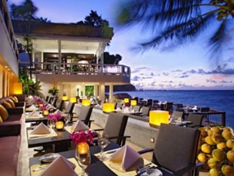 4種類から選べる120分スパメニュー&オーシャンフロントのレストランでイタリア料理コースディナー<ホテル送迎/日本語ガイド/パトン地区>