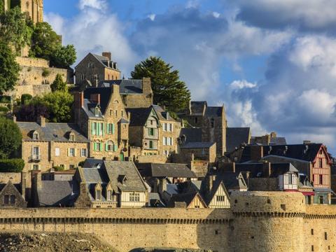France_Normandy_Mont_Saint_Michel_Village_shutterstock_361686380