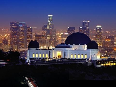 天文台 夜景