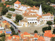 Portugal_Sintra_National Palace