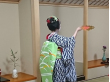 maiko performing in Kyoto