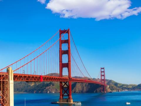 サンフランシスコ市内観光