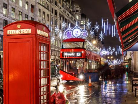 ロンドン観光ツアー