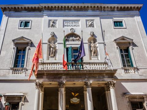 Italy_Venice_Teatro La Fenice_shutterstock_511940176