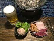 焼肉バル虎にツノ 料理写真1000円セット