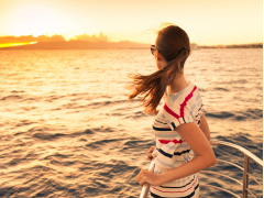 Boat_Catamaran_Sunset_shutterstock_383178913