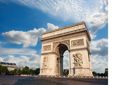巴黎人气・Top10