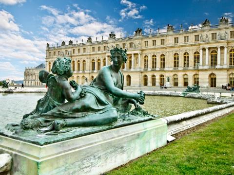 奢华皇家宫殿・凡尔赛宫