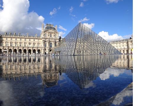 世界艺术殿堂・卢浮宫