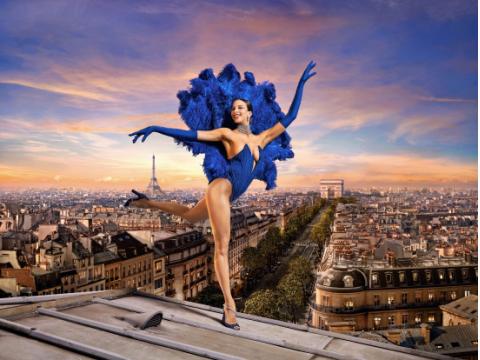 绝赞巴黎之夜・歌舞秀