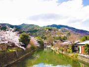 Arashiyama_River_Mountains
