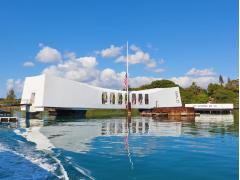 Hawaii_Oahu_Pearl Harbor_Arizona Memorial_shutterstock_57293461