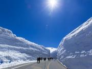雪壁公路1