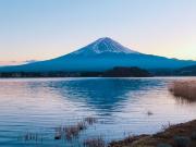 Mt. Fuji from Fuji Five Lakes