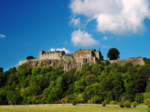 Scotland_Stirling Castle_shutterstock_694333825