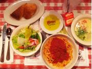 紅醬茄汁義大利麵