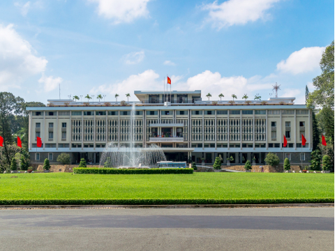 Vietnam_Ho Chi Minh_Reunification_Palace_Independence_Palace_shutterstock_661994617